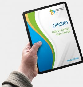CPSC001 Child Protection Course